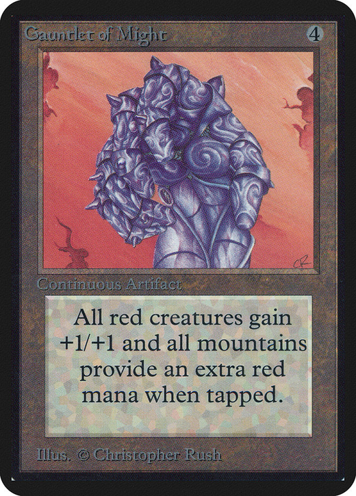 Gauntlet of Might image