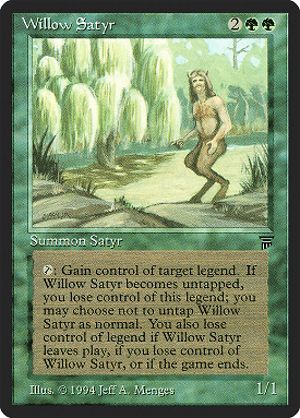 Willow Satyr image