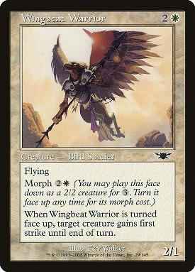 Wingbeat Warrior image