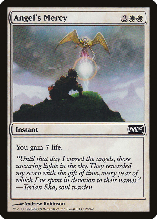 Angel's Mercy image