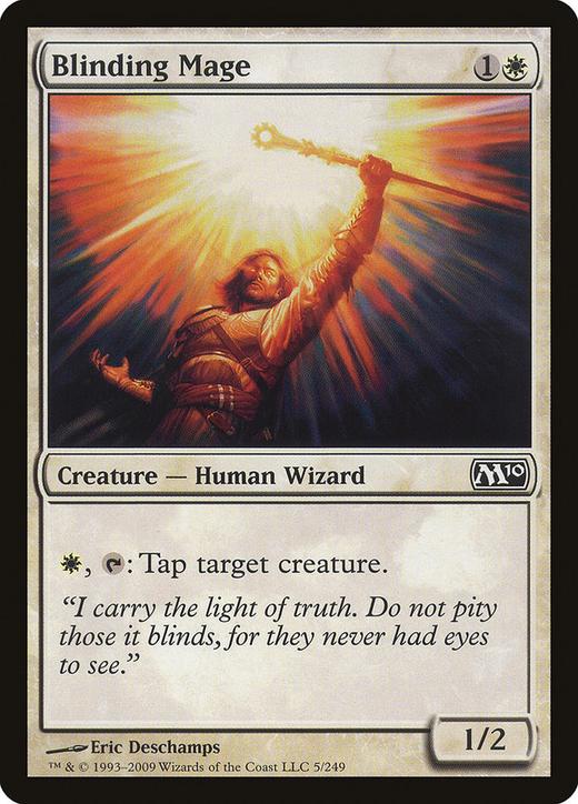 Blinding Mage image