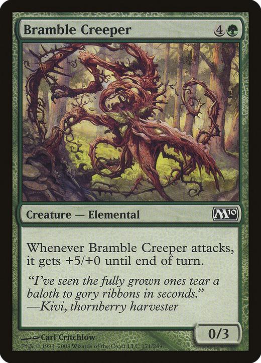 Bramble Creeper image