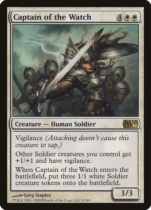 Captain of the Watch image