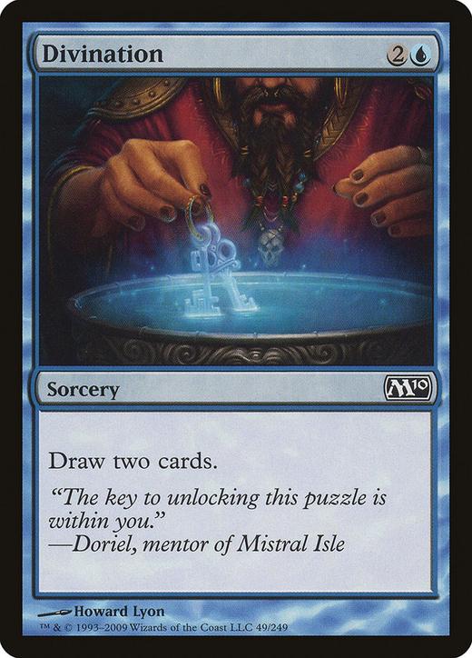 Divination image