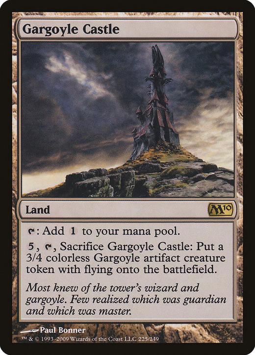 Gargoyle Castle image