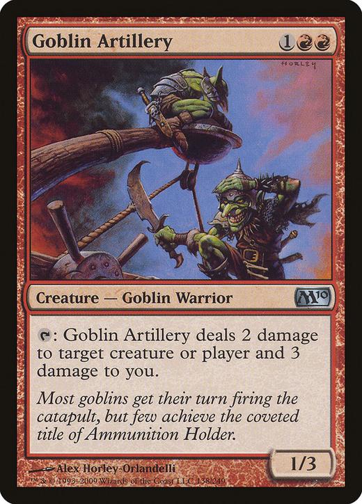 Goblin Artillery image