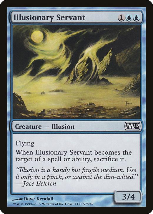 Illusionary Servant image