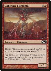 Lightning Elemental image