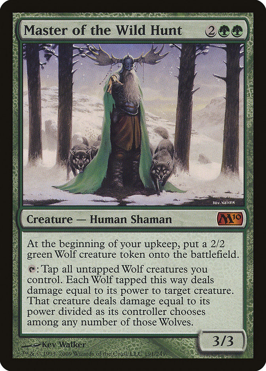 Master of the Wild Hunt image