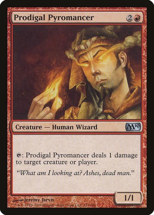 Prodigal Pyromancer image