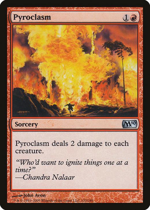 Pyroclasm image