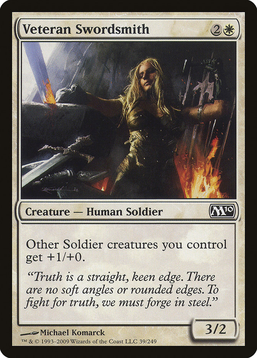 Veteran Swordsmith image