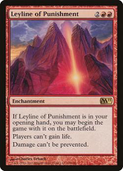 Leyline of Punishment image