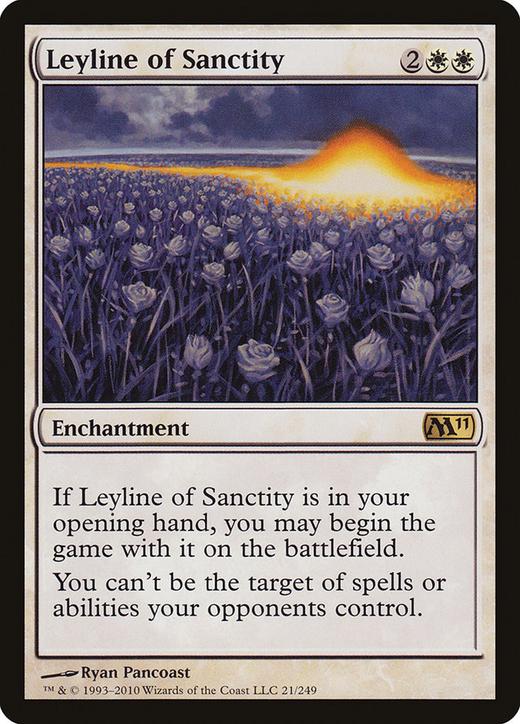 Leyline of Sanctity image