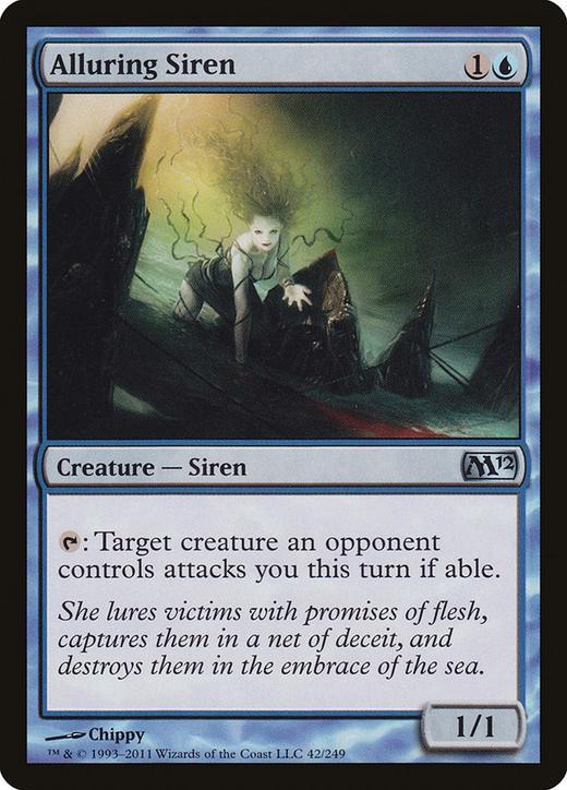 Alluring Siren image