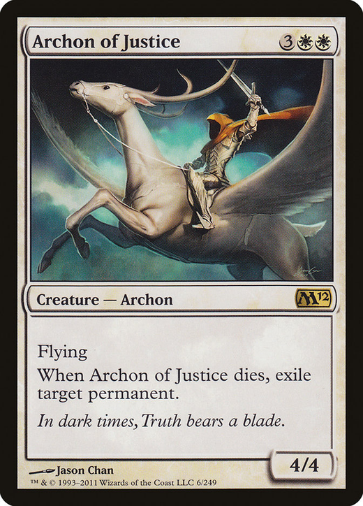 Archon of Justice image