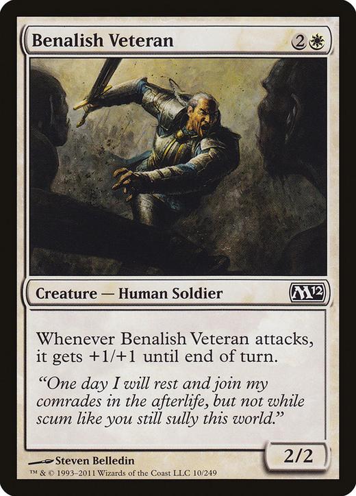 Benalish Veteran image