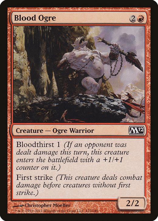 Blood Ogre image