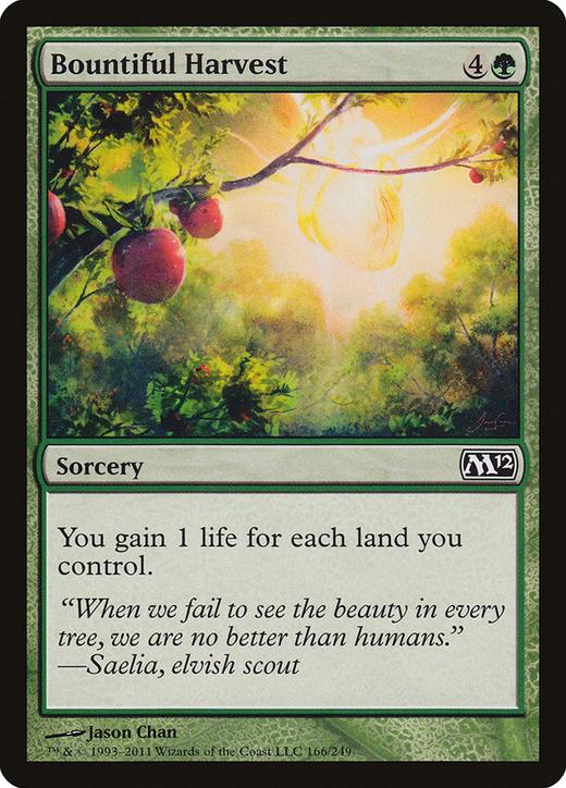 Bountiful Harvest image