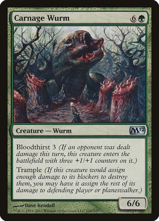 Carnage Wurm image