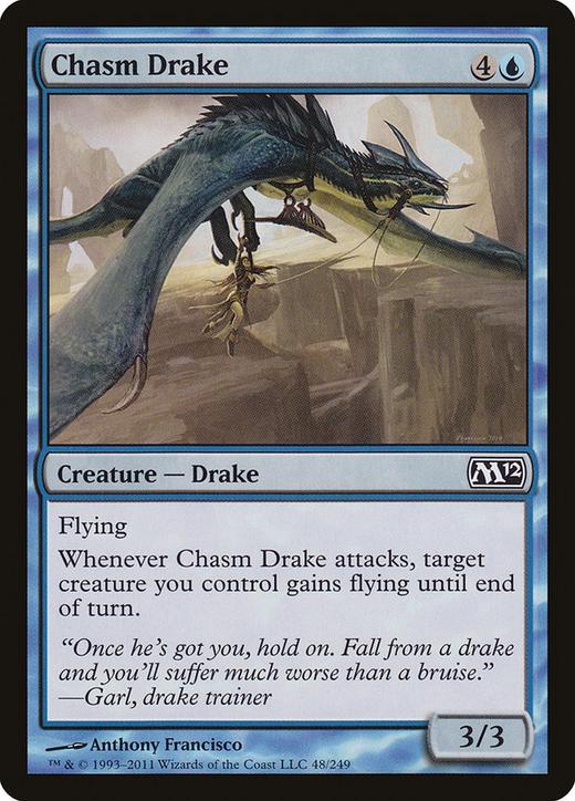 Chasm Drake image
