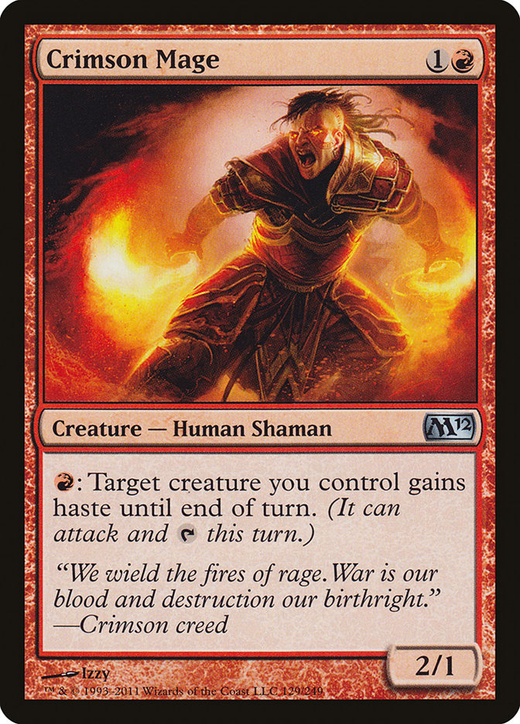 Crimson Mage image