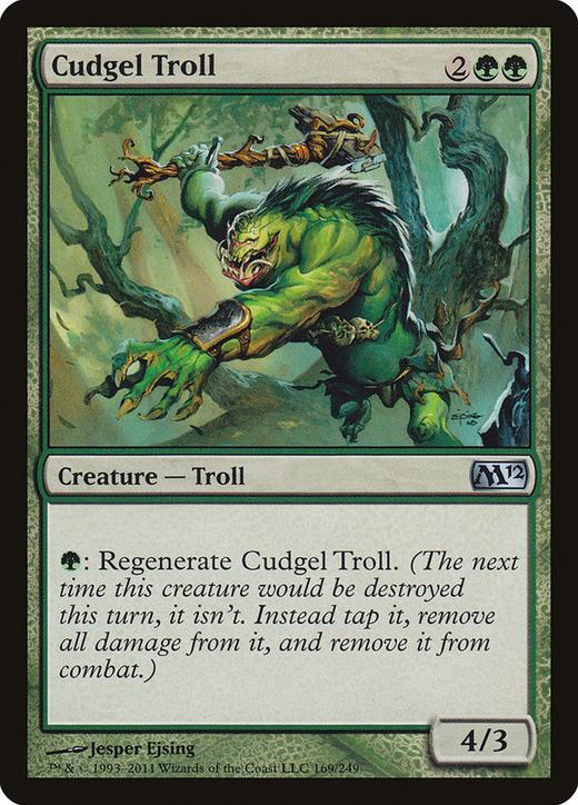 Cudgel Troll image