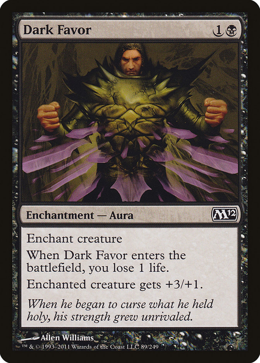 Dark Favor image