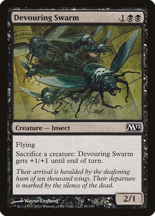 Devouring Swarm image
