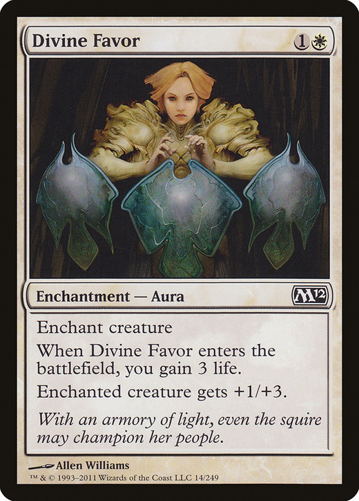 Divine Favor image