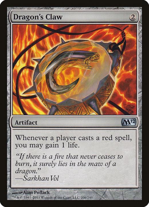 Dragon's Claw image