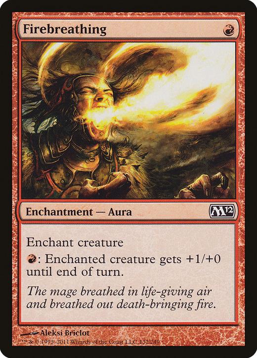 Firebreathing image