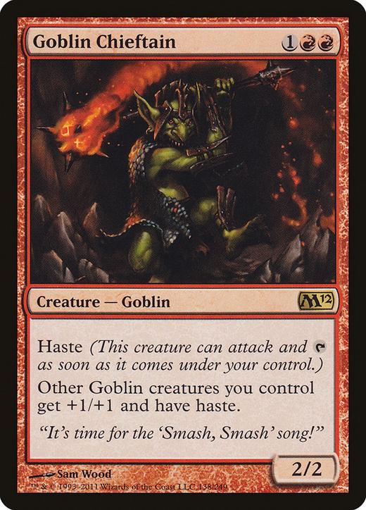 Goblin Chieftain image