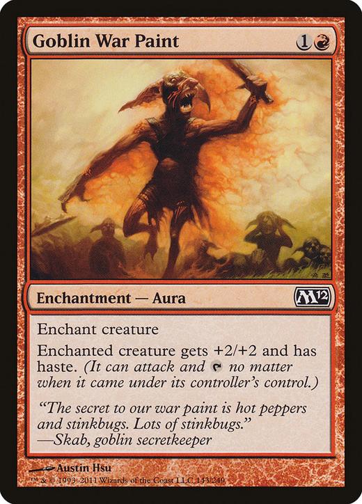 Goblin War Paint image