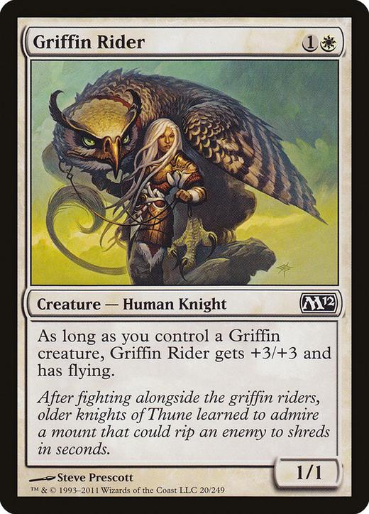 Griffin Rider image