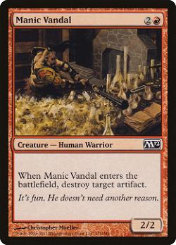 Manic Vandal image