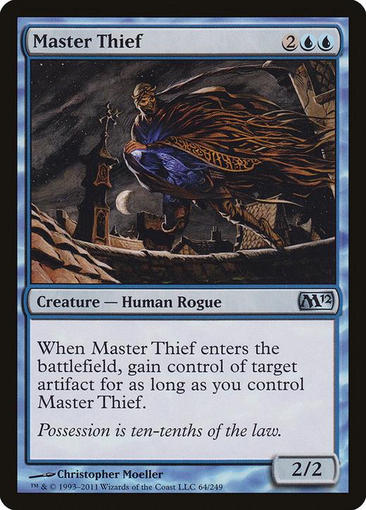 Master Thief image