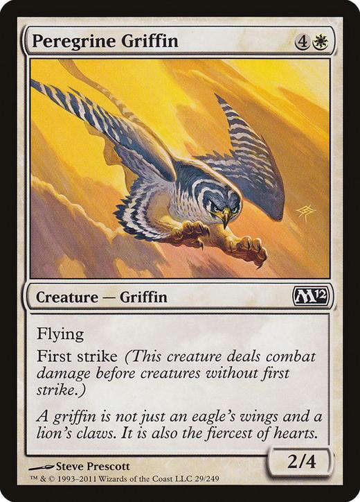 Peregrine Griffin image