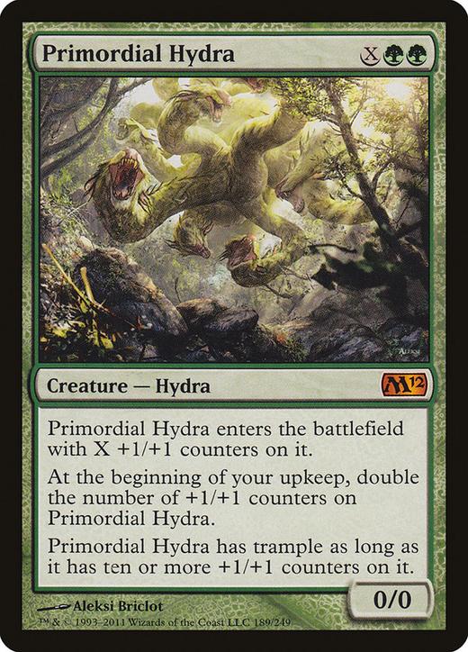 Primordial Hydra image