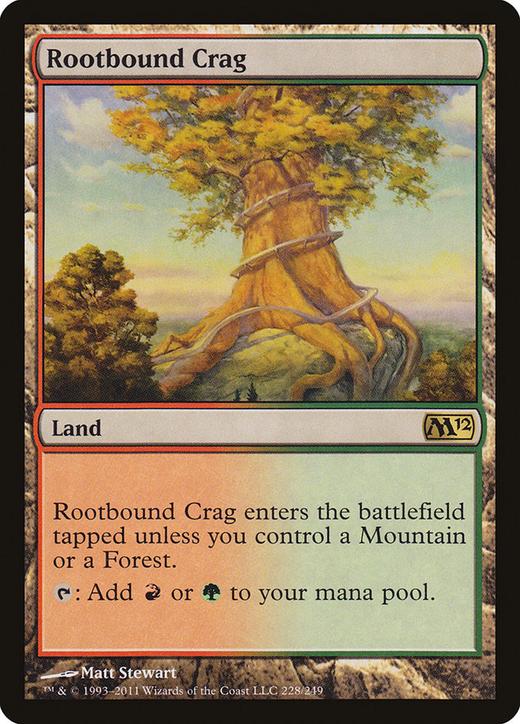 Rootbound Crag image