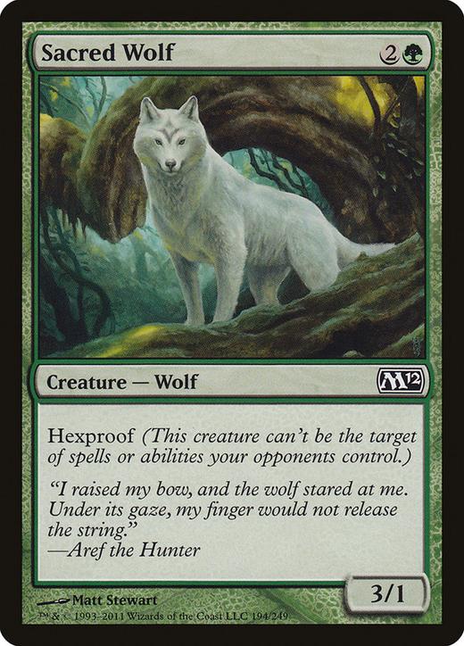 Sacred Wolf image