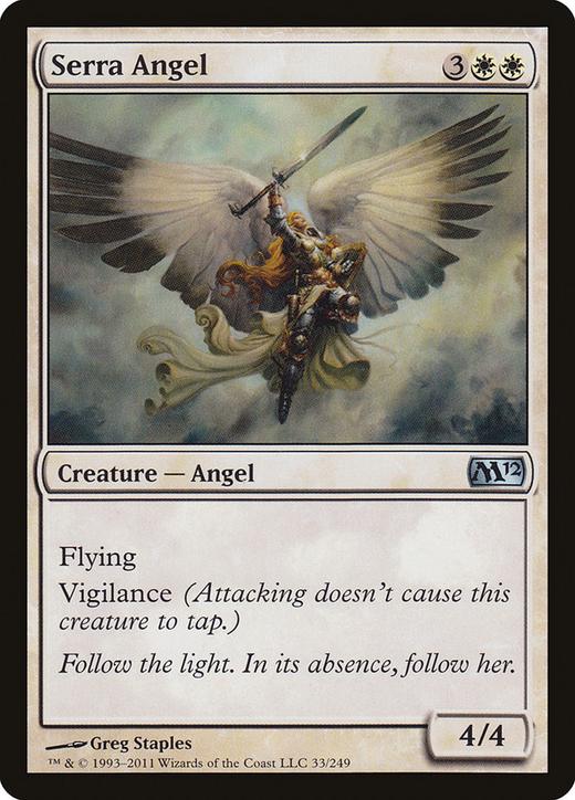 Serra Angel image