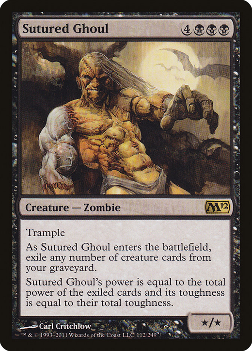Sutured Ghoul image