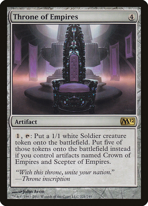 Throne of Empires image