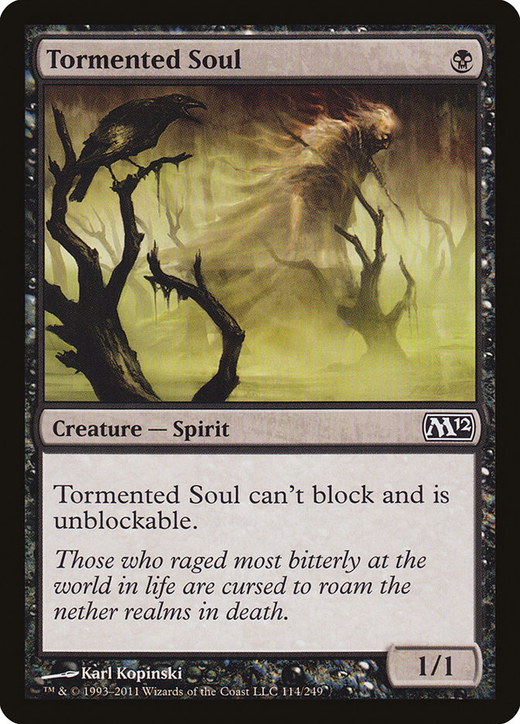 Tormented Soul image