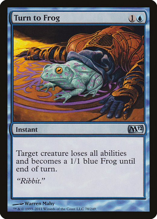 Turn to Frog image
