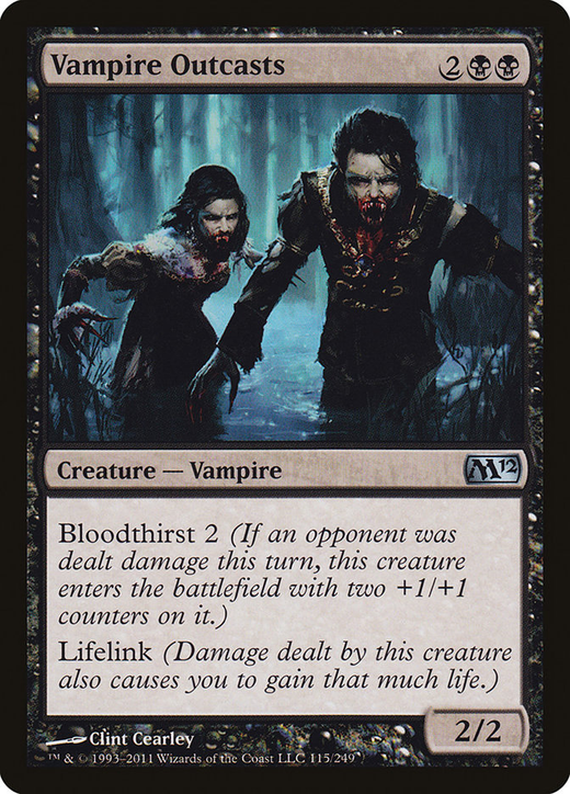 Vampire Outcasts image