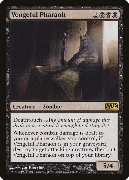 Vengeful Pharaoh image