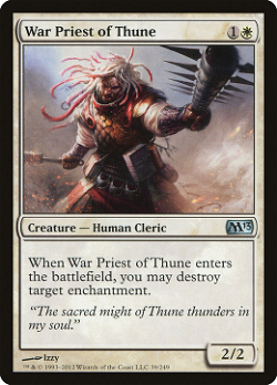 War Priest of Thune image