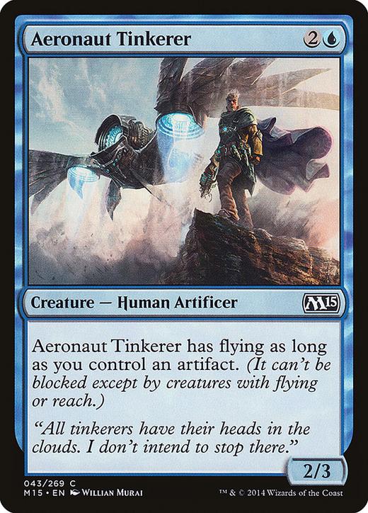 Aeronaut Tinkerer image